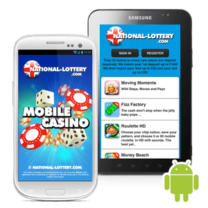 Android Lottery Apps