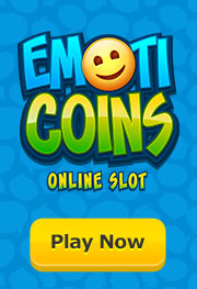 Play Emoticoins at EuroMillions Casino