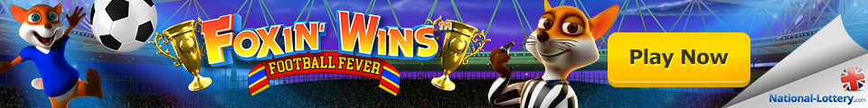 Foxin Wins Football Fever - Play Now