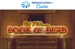 Play Book of Dead now at National-Lottery.com Casino