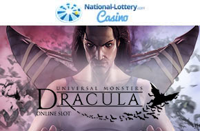 Play Dracula now at National-Lottery.com Casino